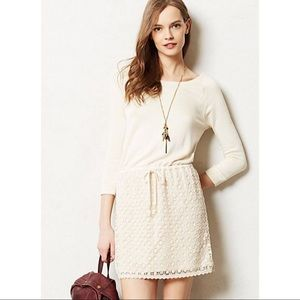 Anthropologie | Ceridwen Sweatshirt Tunic Dress